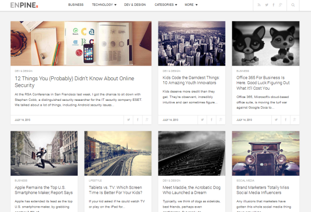 wordpress, wordpress theme, creative, blog, awesome, news