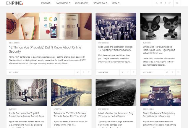 wordpress, wordpress theme, creative, blog, awesome, news